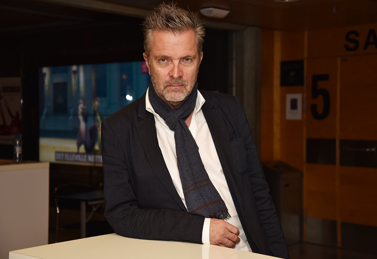 Direktør Guttorm Petterson i bransjeorganisasjonen Film & Kino. Foto: John Berge