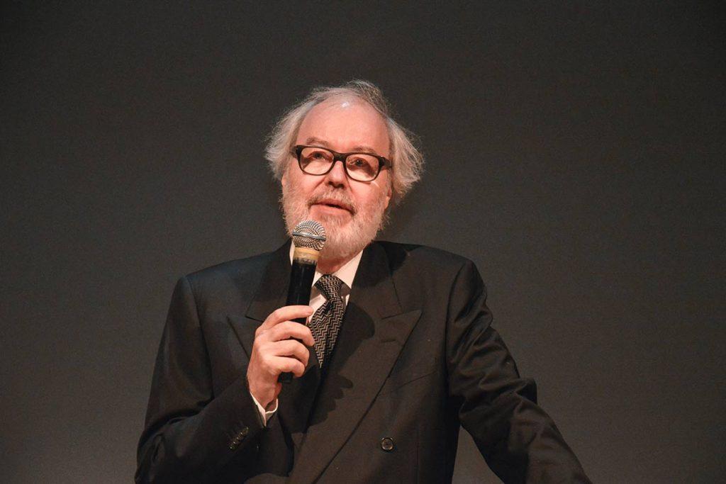 John M. Jacobsen fra Filmkameratene AS. Foto: Per Mork, KINOMAGASINET ©