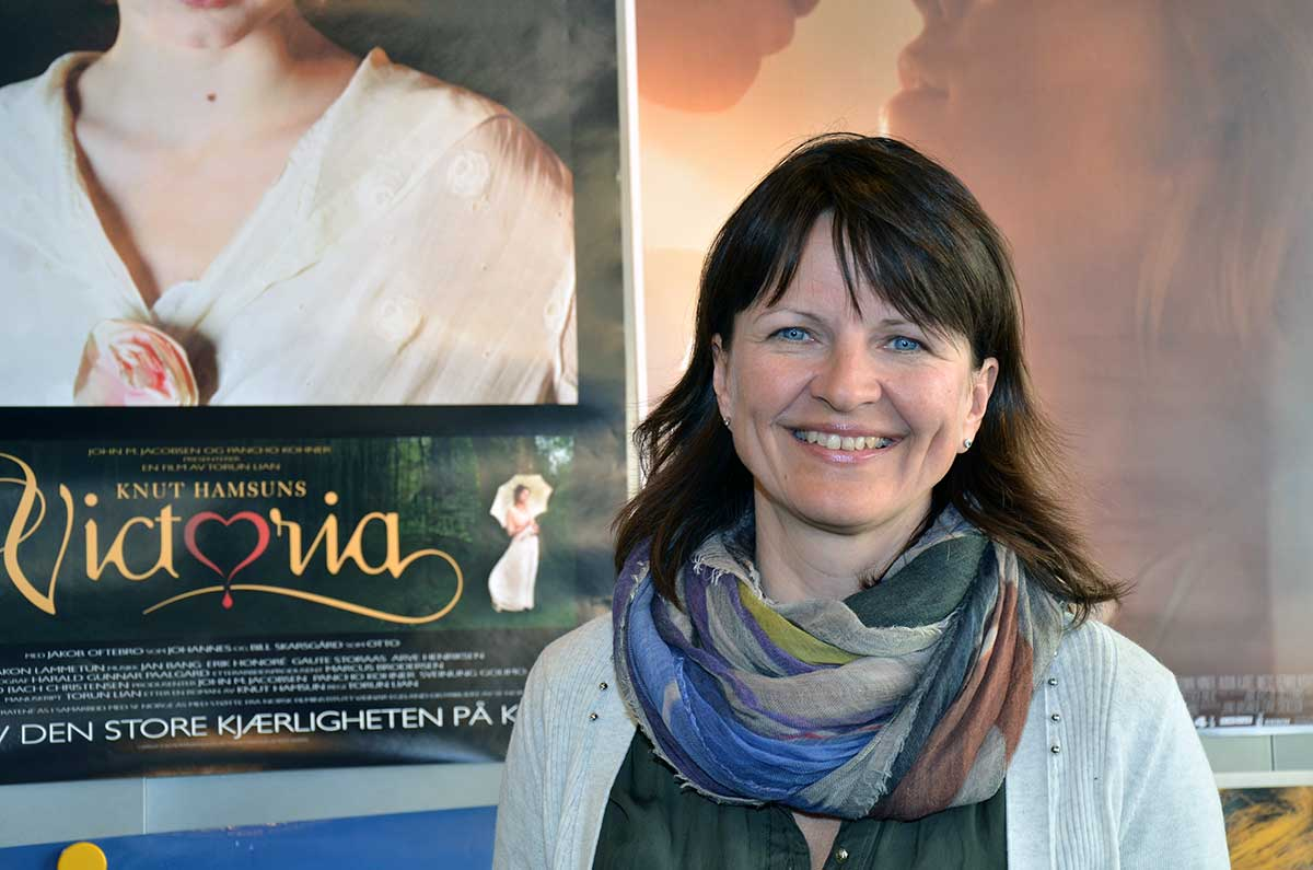 Nina Refseth er tidligere direktør i Norsk filminstitutt og nå leder i det nye filmfestivalutvalget til Norsk filminstitutt (NFI). Foto: John Berge