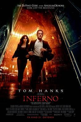 Filmplakaten til Inferno.