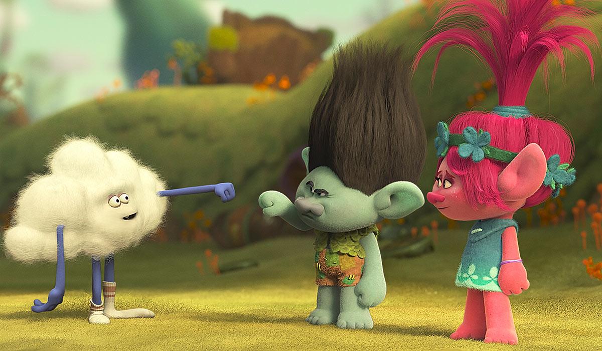 UTFORDRINGER PÅ REISEN: Poppy og Kvist sin reise blir ikke bare enkel.