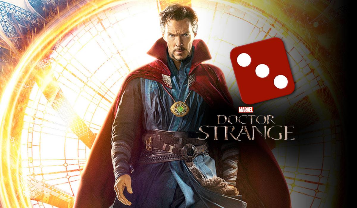 Doctor Strange fikk terningkast tre av KINOMAGASINETs anmelder.