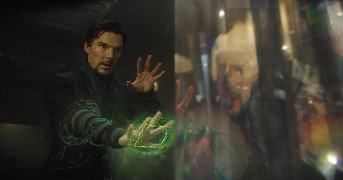 Doctor Stephen Strange spilles av Benedict Cumberbatch. Foto:Marvel.