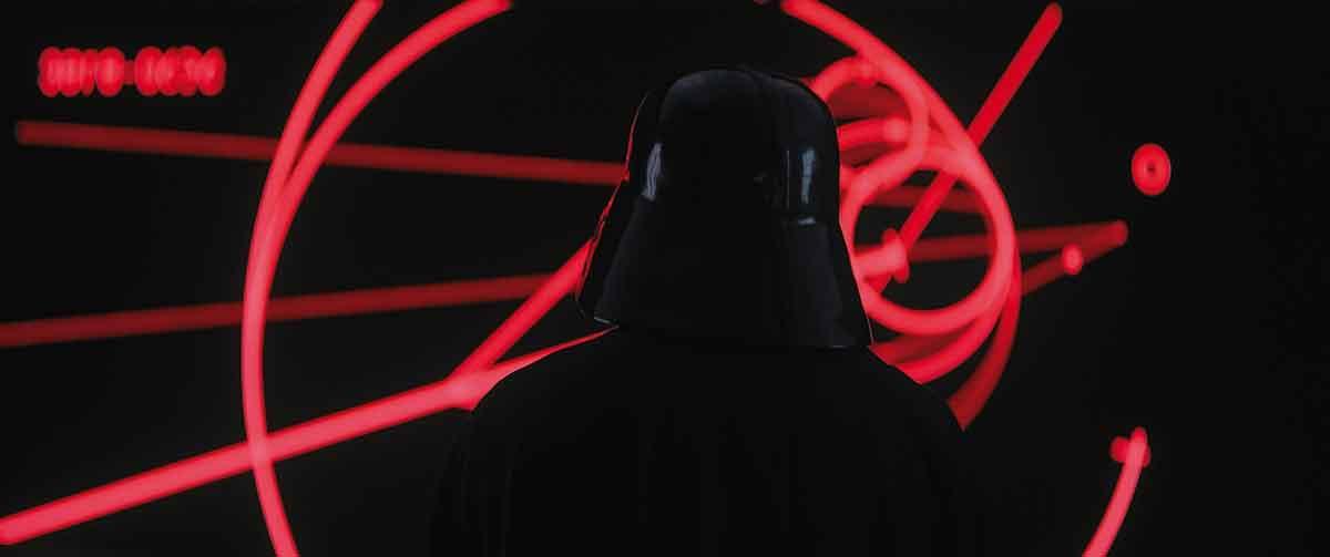 Joda! Darth Vader er tilbake.