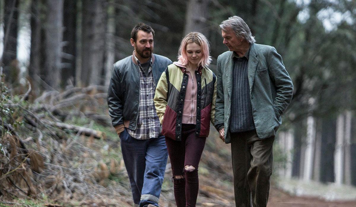 GODE SKUESPILLERE: Både Ewen Leslie, Odessa Young og Sam Neill imponerer i denne filmen.