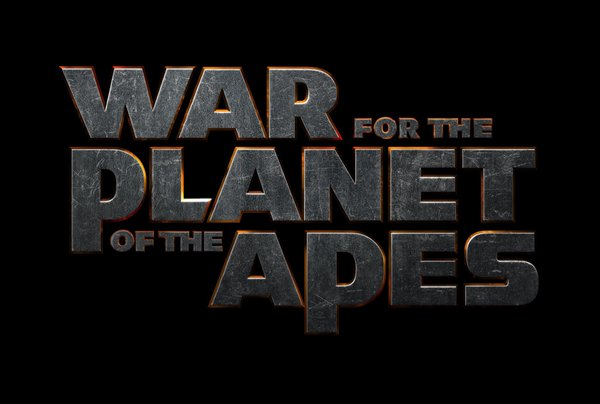 LOGO: War for the Planet of the Apes.
