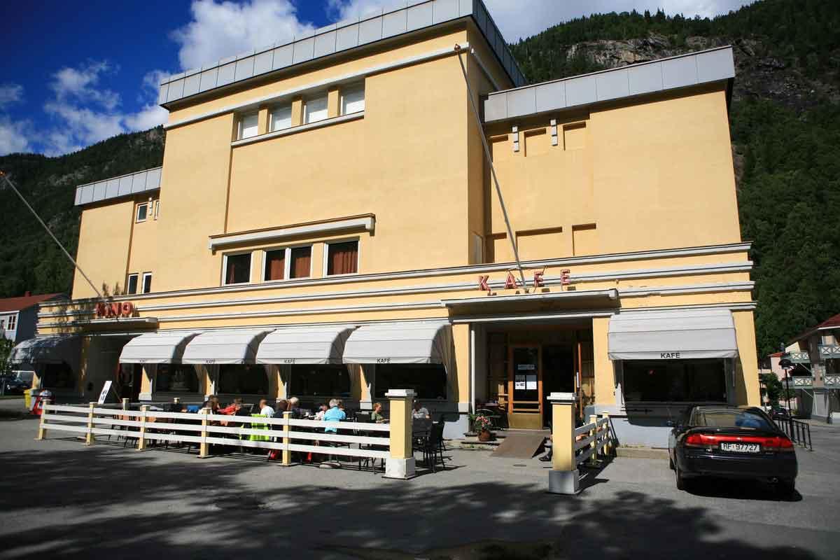 Rjukan Kino. Foto: Rjukan Kino