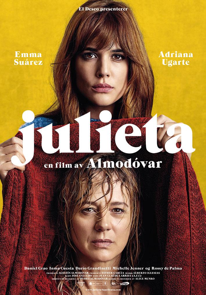 Julieta-filmplakat.