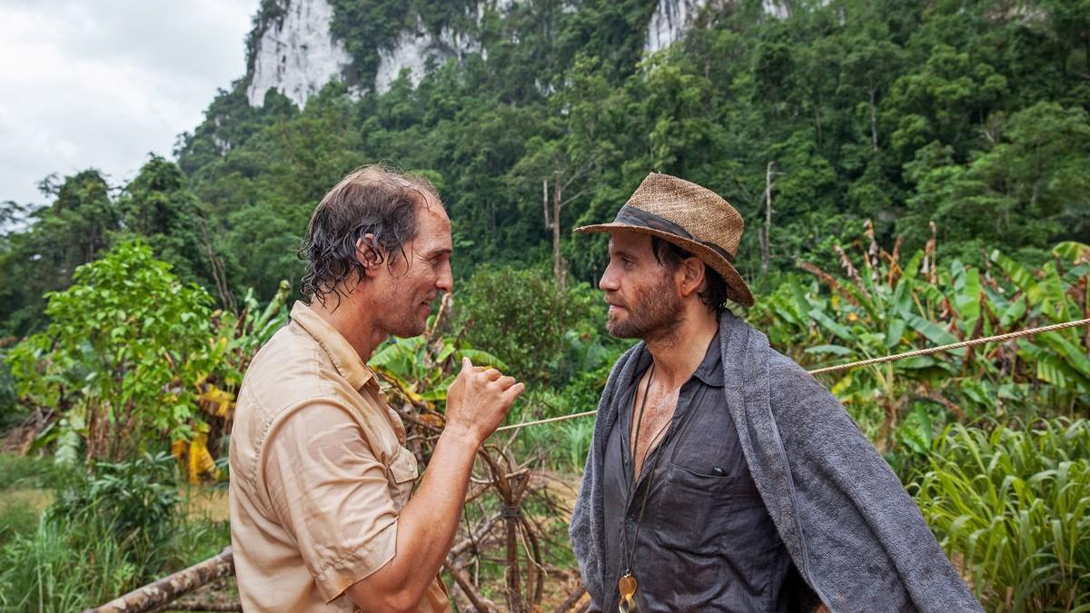 Matthew McConaghey og Edgar Ramirez i Gold.