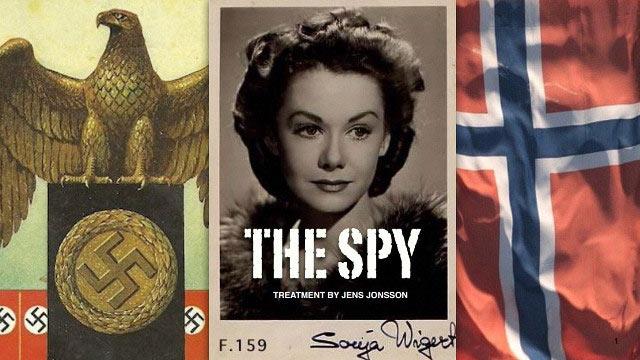 Spionen er en biografisk film om skuespilleren Sonja Wigerts innsats under andre verdenskrig.