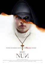 The Nun plakat