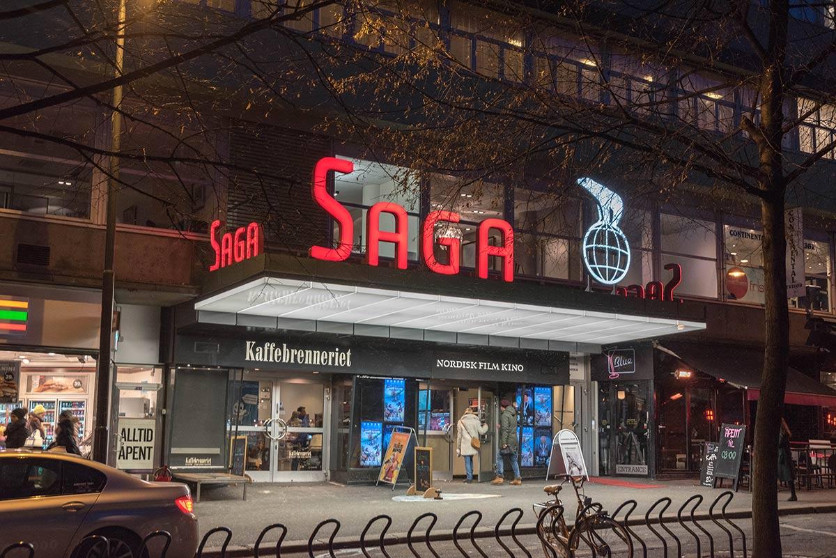 Oslo Kino Saga