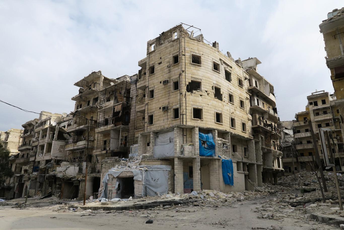 Waad og Hamzas sykehus