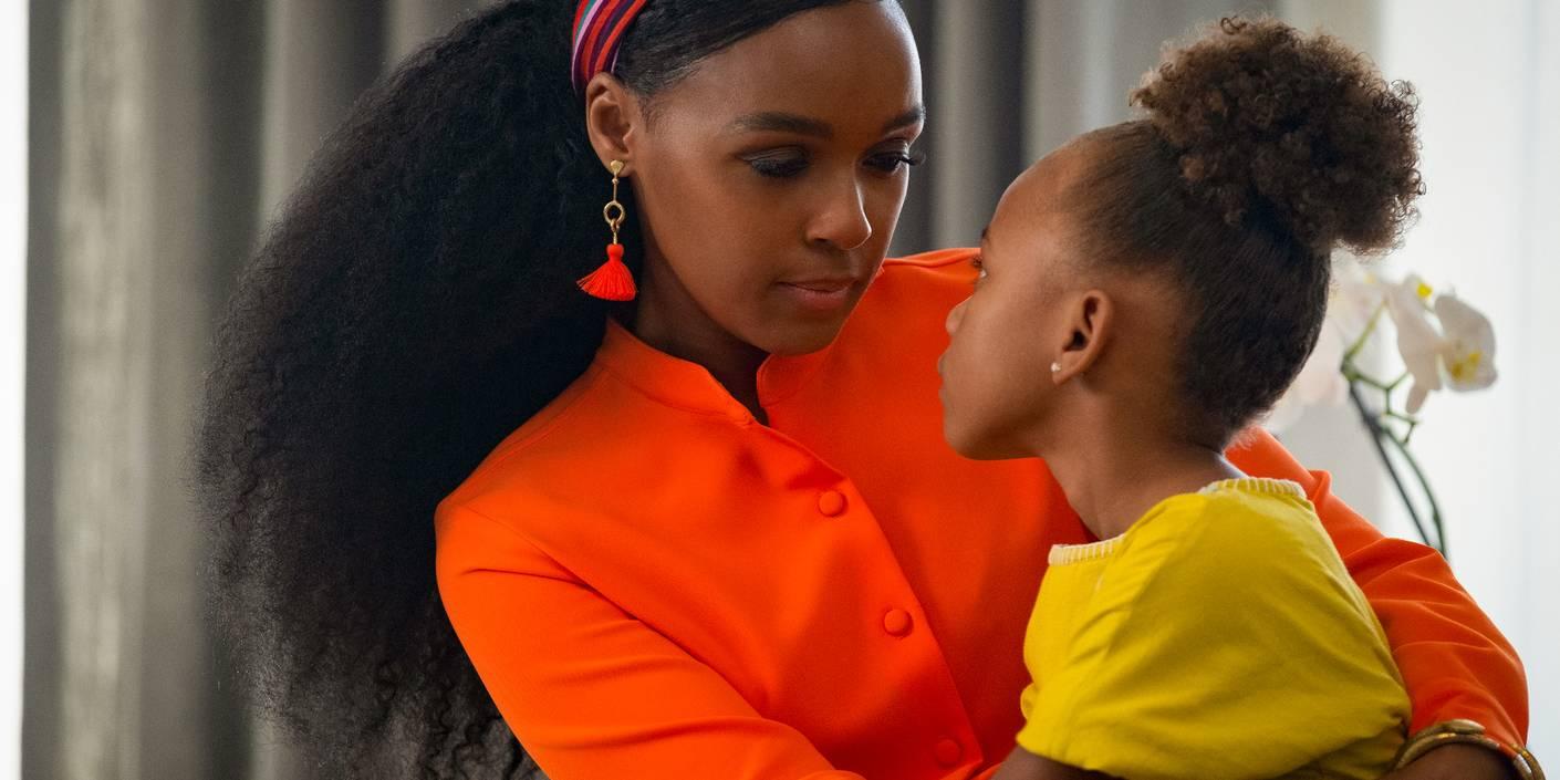 Janelle Monáe som Veronica og London Boyce som Kennedi